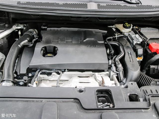 THP豪华版 东风标致4008购车手册高清图片