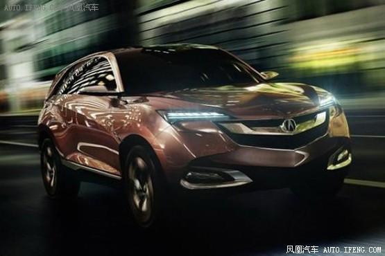 广汽本田新车-广本明年新车计划 新7座SUV 讴歌SUV