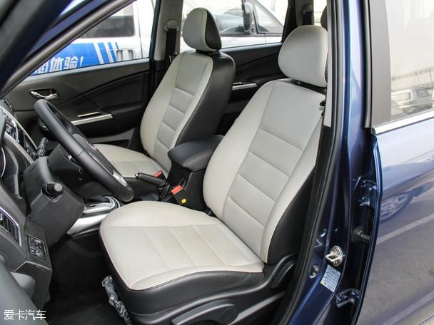 风行S500采用的是2+2+3的座椅布局.-推1.5手豪 1.6自享 风行S500购高清图片