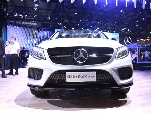 奔驰GLE轿跑SUV新车型上市 106.8万元起高清图片