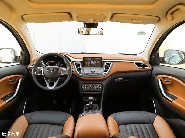 离阳光更近 四款有全景天窗中国品牌SUV高清图片