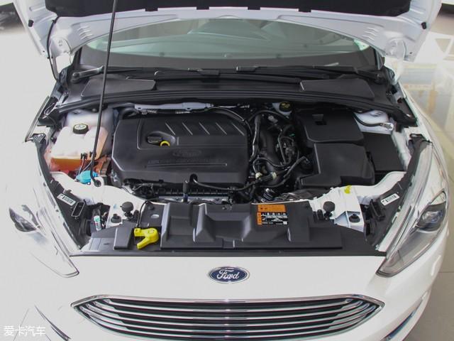 福特Ecoboost 1.5T发动机最大功率133kW(181Ps),最大扭矩240Nm.高清图片