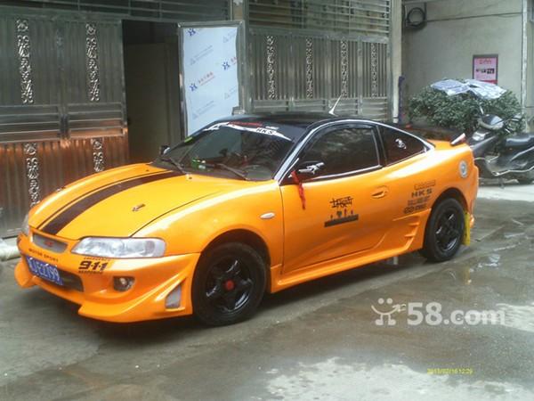 吉利美人豹ⅱ--汽车探索   吉利美人豹2012款   美人豹改装大高清图片